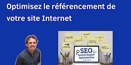 Optimisez le référencement naturel (SEO) de votre site internet entradas