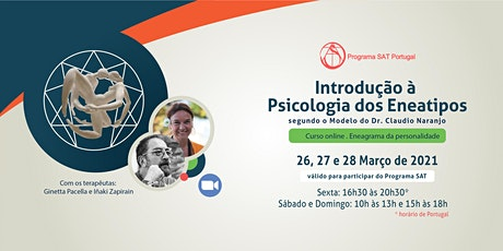 Introdução à Psicologia dos Eneatipos segundo o Dr. Claudio Naranjo biglietti