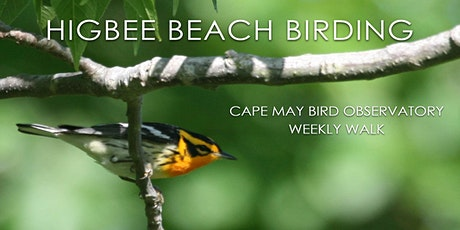 Higbee Beach Birding tickets