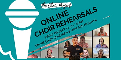 Online Choir Rehearsals - February tickets
