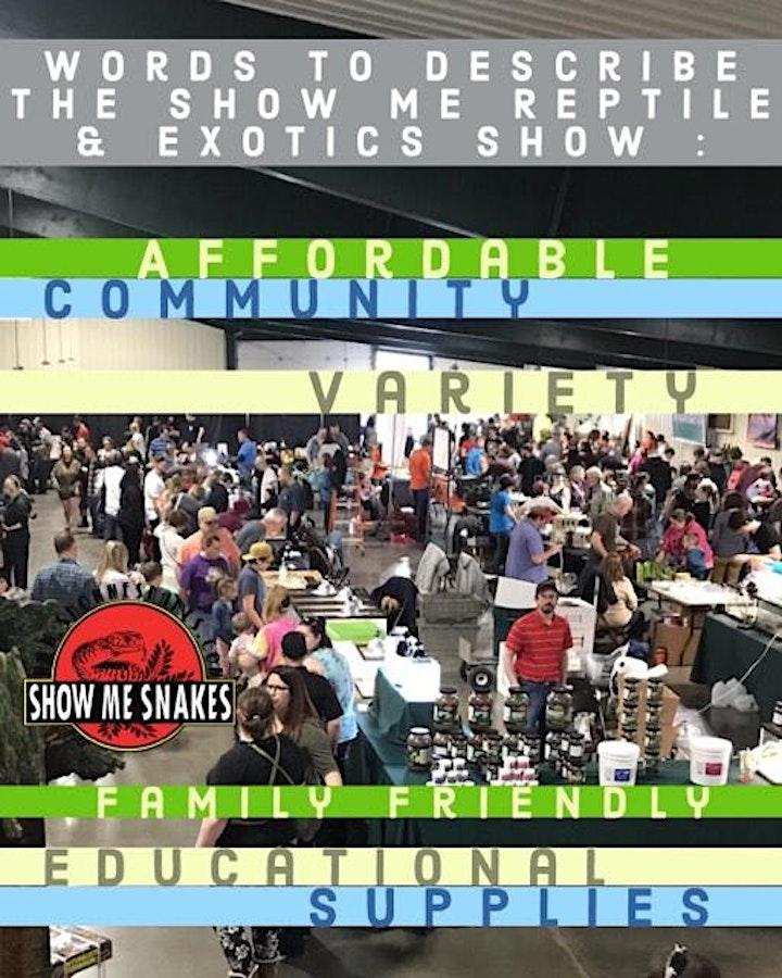 Show Me Reptile & Exotics Show (Wisconsin) image