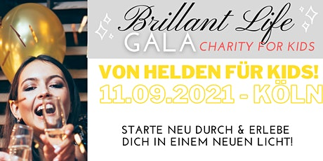 Brillant Life Gala Tickets