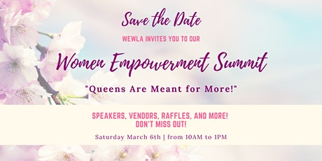 Women Empowerment Summit tickets