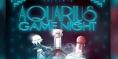 The Aquarius Game Night tickets