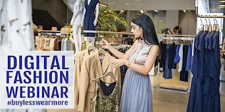 Online Fashion Masterlass: Wardrobe Cleanse with Personal Stylist Deni Kiro tickets