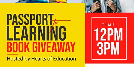Passport to Learning Book Give Away tickets