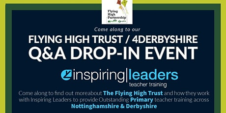 Inspiring Leaders Flying High Q & A Drop In tickets