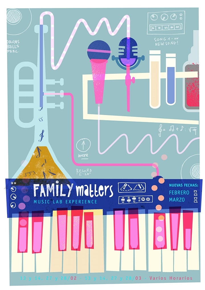 Imagen de Family Matters Music Lab