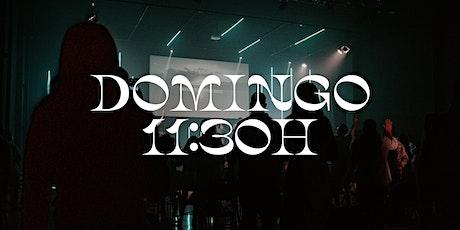 DOMINGO 11:30H entradas