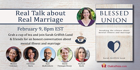 Real Talk about Real Marriage: A Conversation on Mental Illness & Marriage tickets