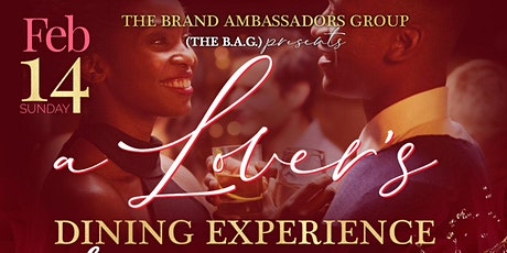 A Lover's Dining Experience & Bourbon Lounge tickets
