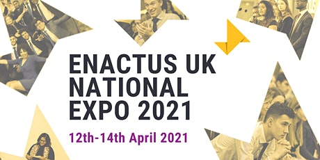 Enactus UK National Expo 2021 tickets