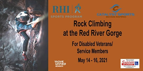 Veteran Rock Climbing in Red River Gorge tickets