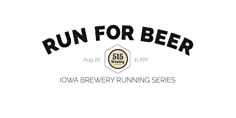 Beer Run - 515 Brewing | 2021 Iowa Brewery Running Series tickets