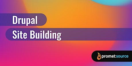 Drupal 8/9 Site Building (2 Days) biglietti
