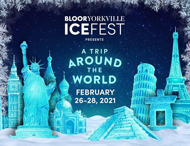 Bloor-Yorkville Icefest: A Trip Around the World image