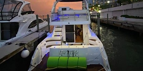 Rent a Yacht in Miami tickets