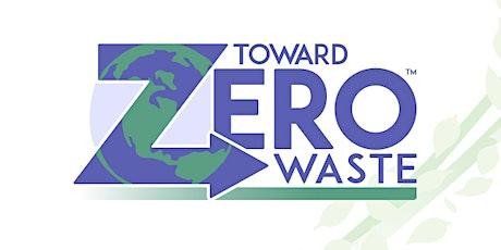Toward Zero Waste 101 biglietti