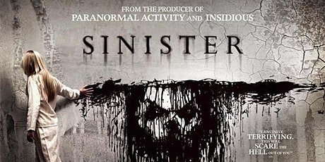 The Spooky Drive-In  Cinema - Movie Night - Sinister tickets