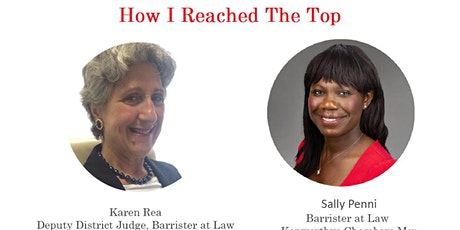 Friday Lunch and Learn - How I Reached the Top; Karen Rea tickets