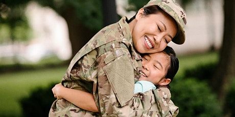 """Connecting with Kids"" - Red Cross Service to  the Armed Forces tickets"