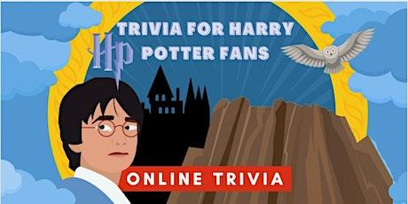 Online Trivia for Harry Potter and Greek Mythology Fans tickets
