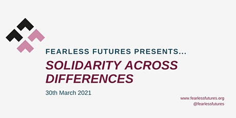 Virtual Workshop -  Solidarity Across Differences tickets