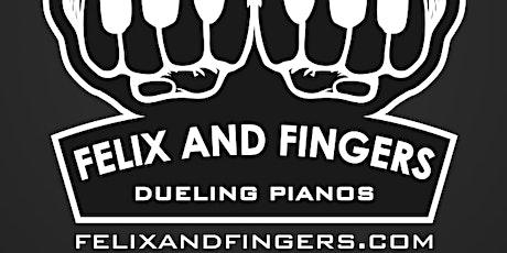 Felix & Fingers Dueling Pianos @ The Venue tickets