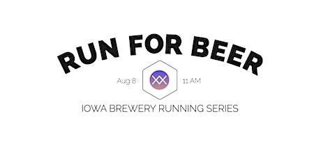 HinterRun - Hinterland | 2021 Iowa Brewery Running Series tickets