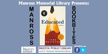 Book Discussion: Educated by Tara Westover tickets