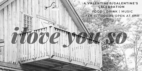 Friday  Galentine/ Valentine Event featuring Live Music by Justin Back tickets