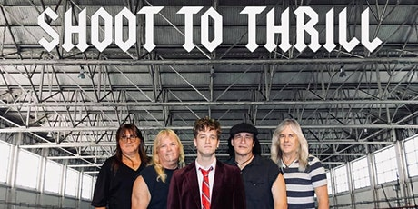 ROCK THE BEACH - SPRING TRIBUTE BAND SERIES - A Tribute to AC/DC tickets