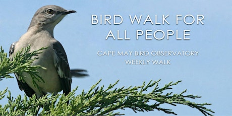 Bird Walk for all People tickets