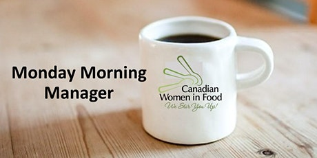 Monday Morning Manager I Virtual Weekly Meetings tickets