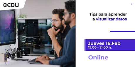 Tips para aprender a visualizar datos/sesiones en vivo. billets