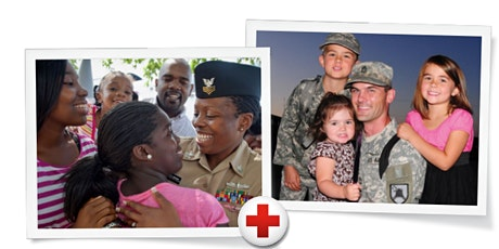 """""""Effective Communication"""" - Red Cross Service to  the Armed Forces tickets"""