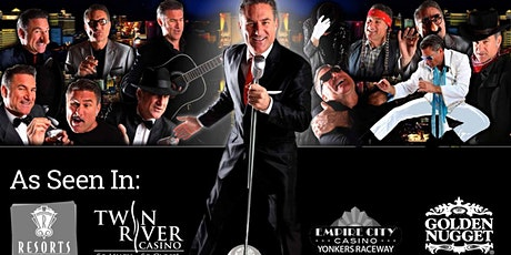 Valentine's Dinner & Show with Jimmy Mazz tickets