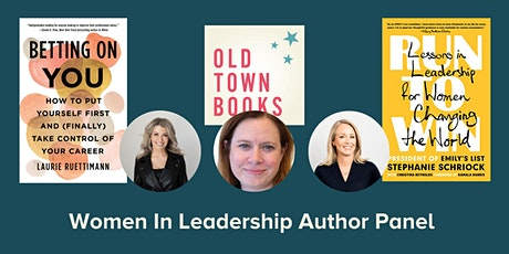 Women in Leadership Author Panel tickets