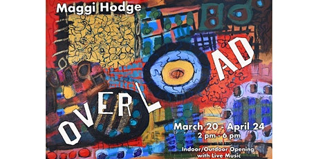 """Overload"" Exhibition Opening Reception at MASH Gallery tickets"