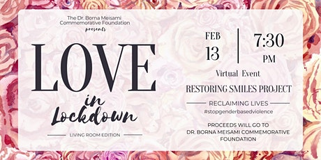 Love in Lockdown | Living Room Edition tickets