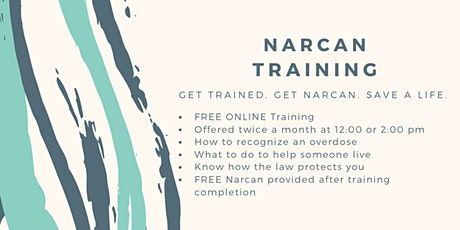 DFD's Education & Training Series: Opioid Overdose & Narcan Administration tickets