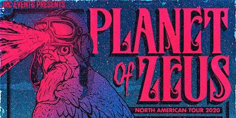 Planet of Zeus, Fatso Jetson, Druids, Moon Wizard tickets