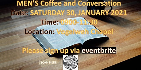 VGS Men's Ministry: Coffee and Conversation tickets