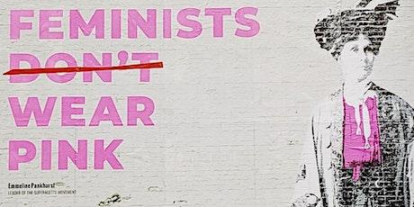Feminism for All Genders: Exploring Women Activism tickets