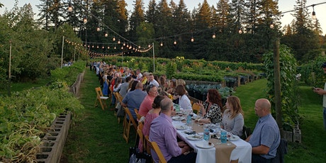 Dinner in the Field at Fiala Farms w/ Trisaetum Winery & Coin Toss Brewing tickets