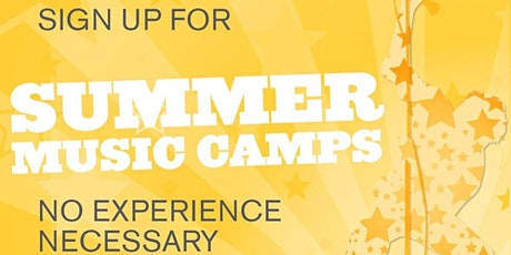 Bach to Rock: Fulton  Music Summer Camps tickets