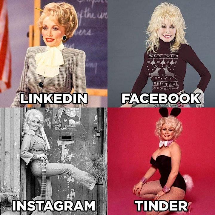 Dolly Parton's 75th Birthday - Livestream Music History Program image