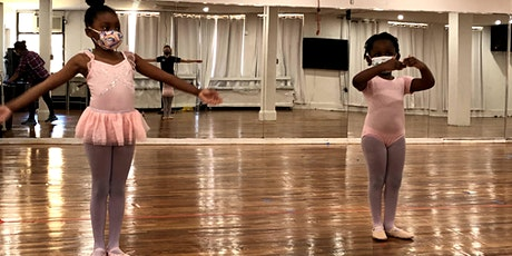 Free Trial of Kids Ballet & Tap Class  - Ages 3-5 tickets
