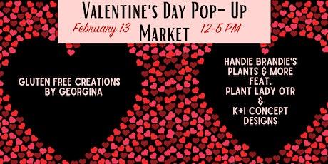 Valentine's Day Pop-Up Market tickets