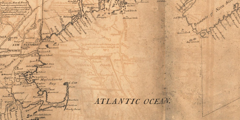 Mapping and Placing 18th Century Roxbury in the Atlantic World